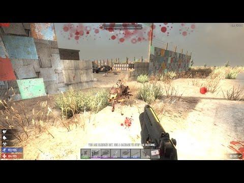 7 Days To Die: S04-E78 - Alpha 14 - Junk In The Desert - 07-18-16