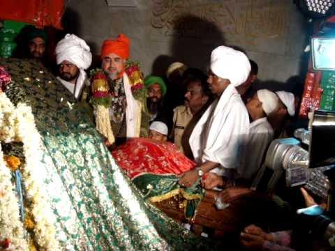 Fakra's Salam at Baba Fakhruddin (RA) Dargha Penukonda AP,2013