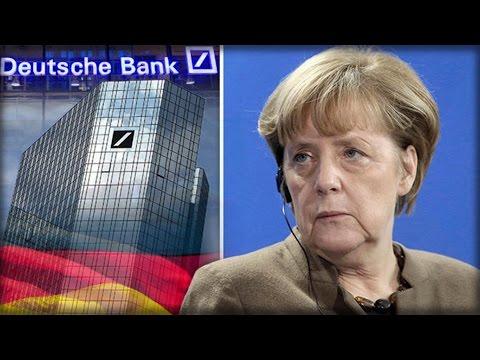 DEUTSCHE BANK FAILURE WILL DESTROY THE ENTIRE EUROPEAN BANKING SYSTEM, TOP ANALYST SAYS