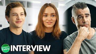 VOYAGERS (2021)   Cast & Filmmaker Interview