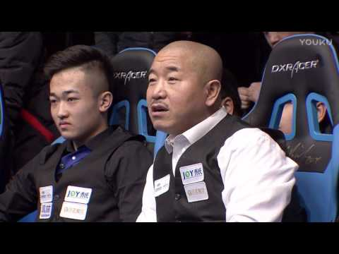 International VS China - Exhibition Match - 2017 World Chinese 8 Ball Masters Grand Final