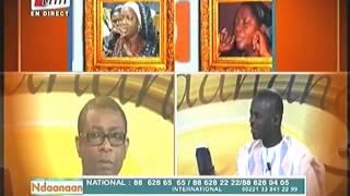"Ndaanaan - Invités: Youssou Ndour et les artistes de ""Fatélikul II"""