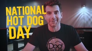 National Hot Dog Day! | Dog Haus