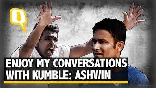 The Quint: I Can Beat Any Batsman in the World: Ravichandran Ashwin