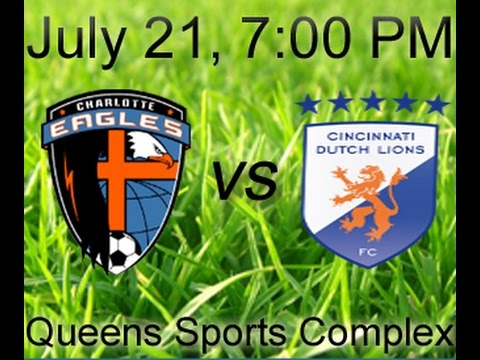 2015 PDL South Atlantic Championship Game