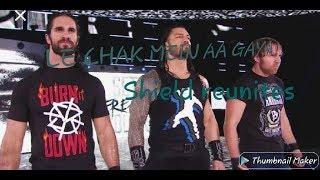 Aa le chak mein aa gaya |when shield reunites|Destroy Mix,The Bar and the b team|RHASYA FACT HINDI