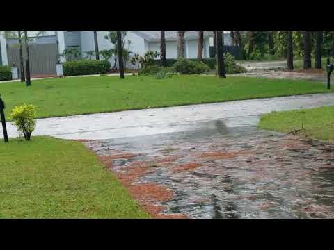 Hurricane IRMA Sunday Morning Vlog Electricity Out