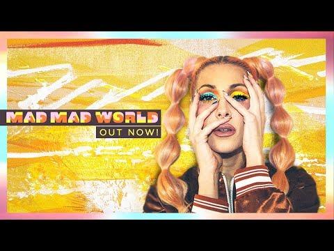 Mad Mad World (Official Teaser)   Bonnie McKee