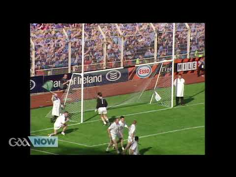 Alan Brogan goal in 2002 Leinster Final v Kildare
