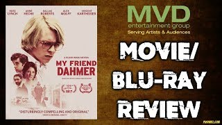 MY FRIEND DAHMER (2018) - Movie/Blu-ray Review