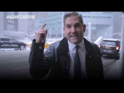 The Relationship between Time And Money - Grant Cardone