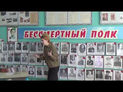 """Живая классика. Шашкова Кристина. К.Воробьёв """"Гуси-лебеди"""""""