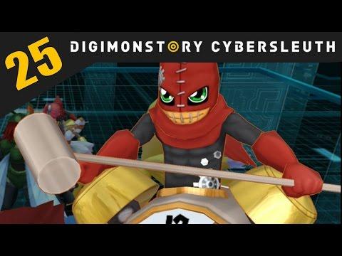 Digimon Story: Cyber Sleuth PS4 / PS Vita Let's Play Walkthrough Part 25 - Baku/Clockmon