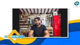 Man Crush Monday with Chef Sanjyot keer | YourFoodLab | 92.7 BigFM