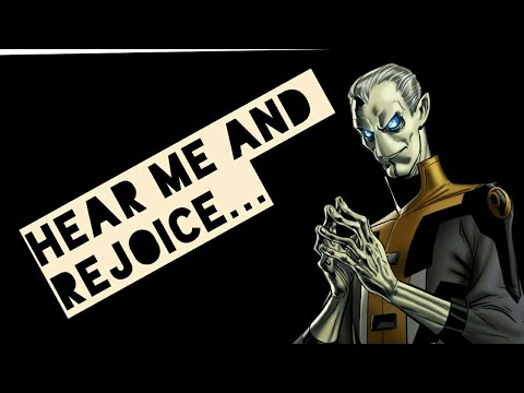 Ebony Maw speech in Avengers Infinity War