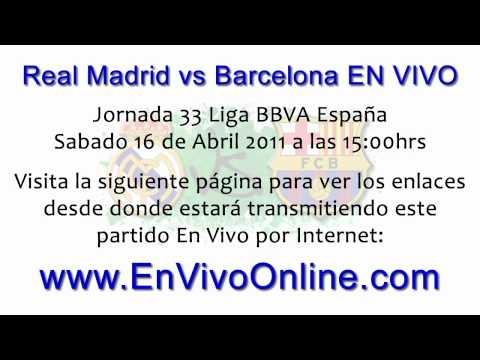 Image Result For Vivo Barcelona Vs Real Madrid En Vivo Full Match
