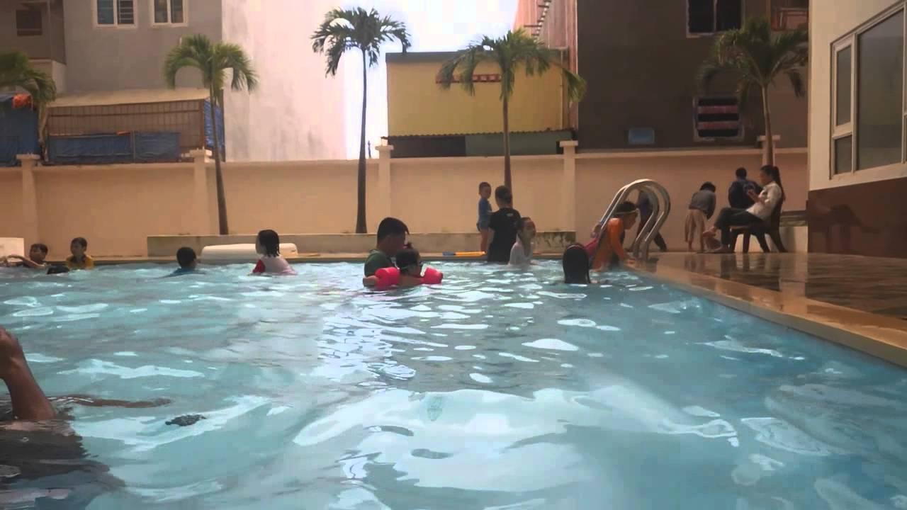 A13-Tập bơi Vũng Tàu