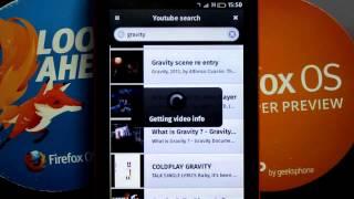 Cine y cómo descargar videos en Firefox OS