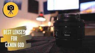Best Lenses for Canon 60D