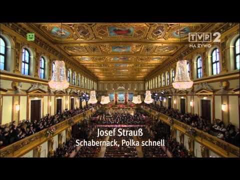 Neujahrskonzert der Weiner Philharmoniker 2014