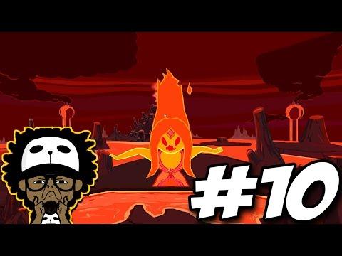 Cartoon Network Games | Adventure Time | Card Wars Kingdom #10 (Flame Princess Part 1)