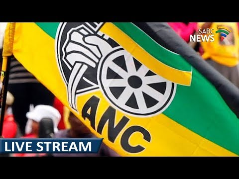 ANC's Sub Committee on Communications briefs the media