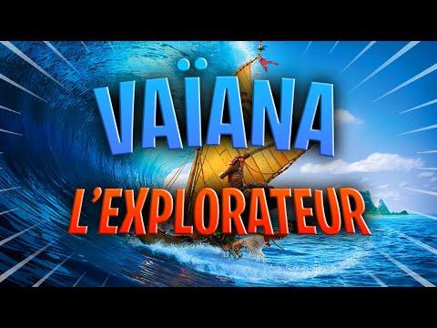Vaïana - L'explorateur ( CLIP en français )