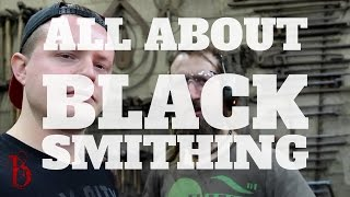All About Blacksmithing