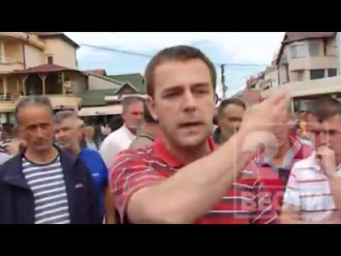 Albanian in Kumanovo speaks the truth