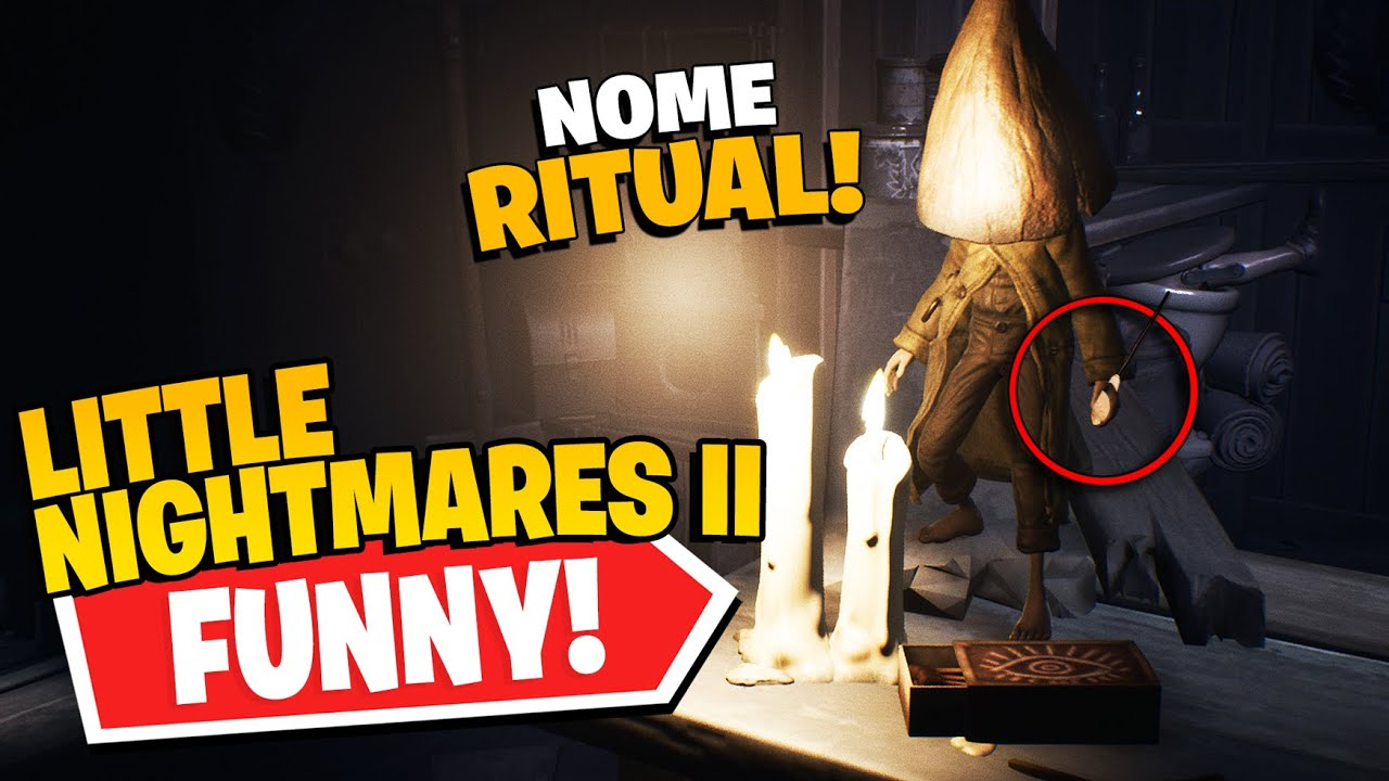 Download Rico's *NEW* Little Nightmares II (Funny Compilation #45)