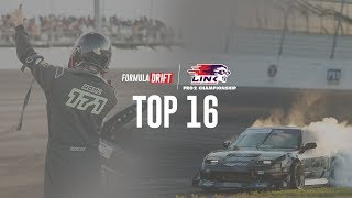 Formula DRIFT - Texas 2019 - Pro 2 Top 16 LIVE!