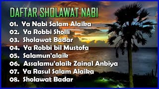 Download lagu PARADE SHOLAWAT NABI LirikArti MP3