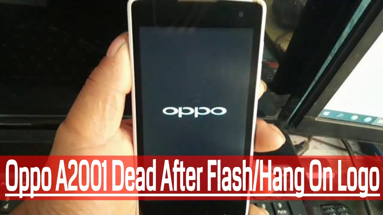 Oppo R2001 Dead After Flash/Hang On Logo Solution 10000% Tested by Mobile  Team