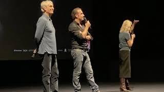 Jean Dujardin et Alain Goldman - Rencontre autour du film J'accuse (2019)