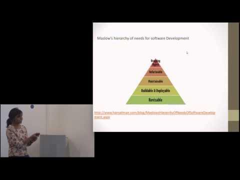 Software Quality Pyramid - Ruchika Raj