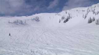 Avalanche Realities Snowmobiler TV show Part 1