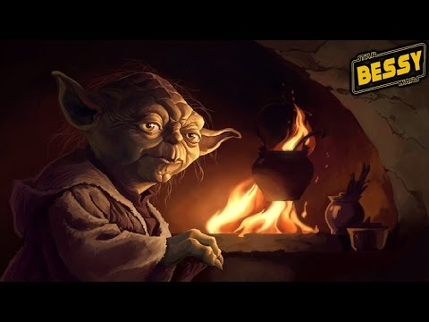 Yoda Was Almost A Simple Worker And Not A Jedi - Explain Star Wars (BessY)