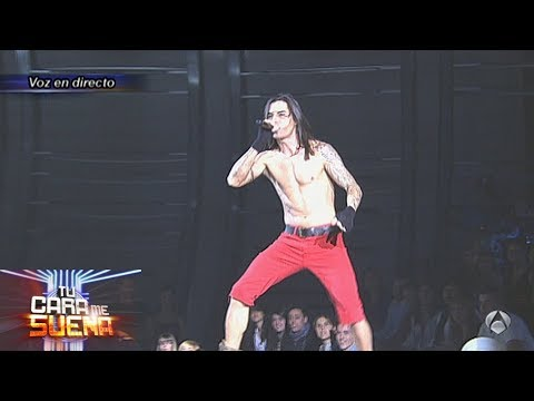 Julio Jose Iglesias Jr. es Red Hot Chilli Peppers - TCMS1 | Gala 10