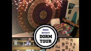Dorm Tour | QUAD Howard University