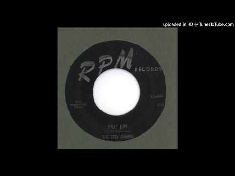 Teen Queens, The - Billy Boy - 1956