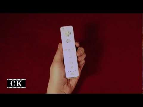 How to change the batteries in a wii remote