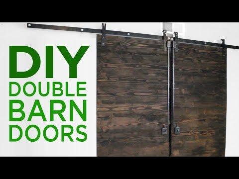 diy-rustic-double-barn-doors- -17
