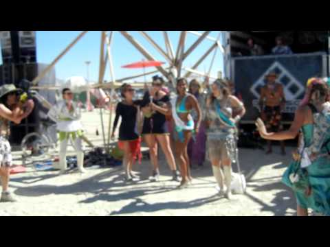 Burning Man 2011 - Let it Shine...Miss Black Rock City Pagent and Talent Show