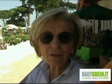 """Emma Bonino:""""La Green Economy una scelta obbligata contro la crisi"""""""