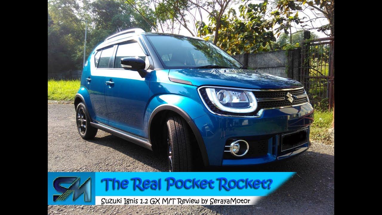 2017 Suzuki Ignis 1 2 Mt Indonesia Review The Pocket Rocket