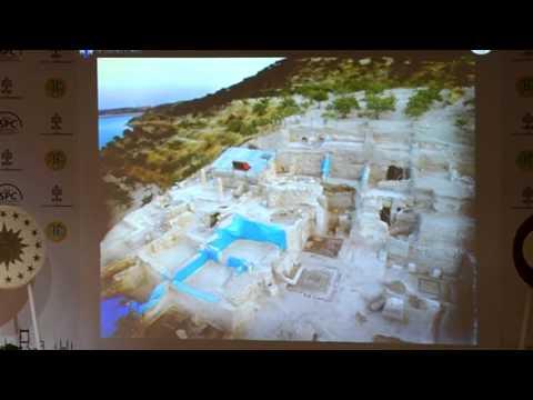 ISPC 2014 - Prof. Dr. Kutalmış Görkay - Zeugma Antik Kenti Kazı Alanında Koruma