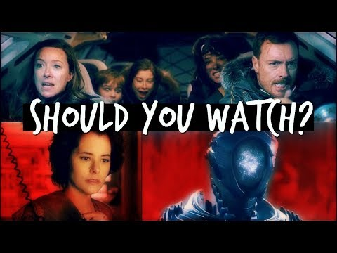 Should you watch Lost in Space on Netflix?