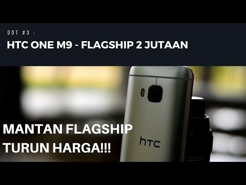 HTC One M9 - Flagship 2 Jutaan