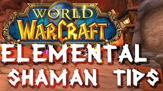 60 Elemental Shaman PvP Tips | Classic WoW | Totems | Heals | Burst!