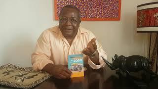 Christian Epanya, créateur due l'image de L'African Book Truck